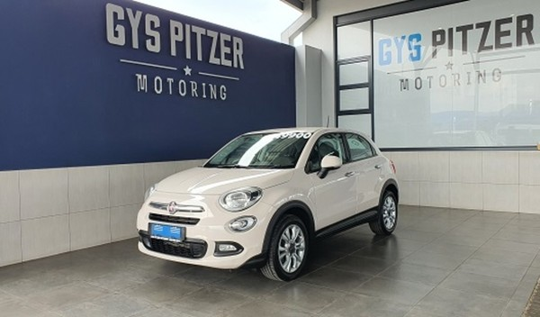 2016 Fiat 500X 1.6 Pop Star Gauteng Pretoria_0