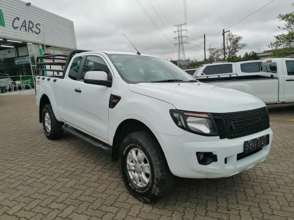 2012 Ford Ranger 3.2tdci Xls 4x4 Pu Supcab  Kwazulu Natal Pinetown_0