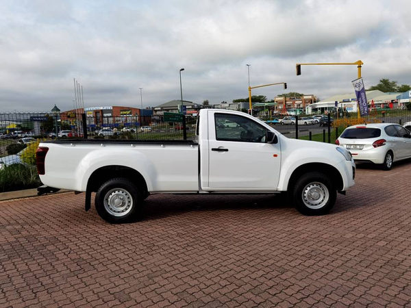 2020 Isuzu D-MAX 250C Fleetside Single Cab Bakkie Mpumalanga Nelspruit_0