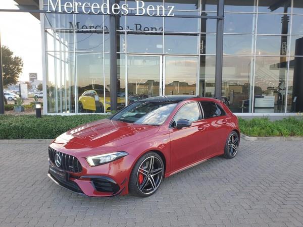 2020 Mercedes-Benz A-Class A45 S 4MATIC Gauteng Vereeniging_0