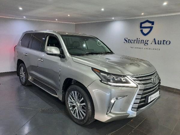 2018 Lexus LX 4.5TD V8 Gauteng Pretoria_0