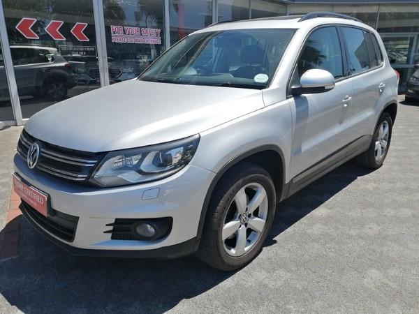2014 Volkswagen Tiguan 1.4 Tsi Trend-fun 4mot  Western Cape Cape Town_0