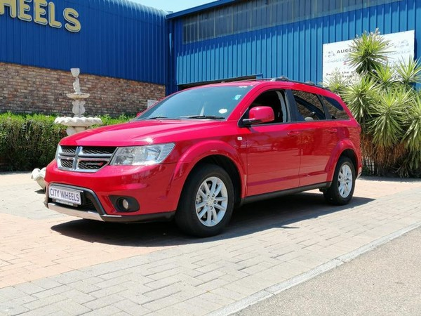 2014 Dodge Journey 2.4 Auto Gauteng Pretoria_0