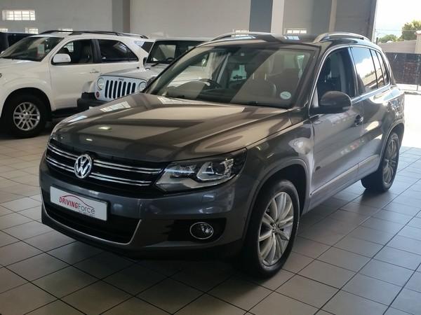 2013 Volkswagen Tiguan 2.0 Tdi Sprt-styl 4mot Dsg  Western Cape Wynberg_0