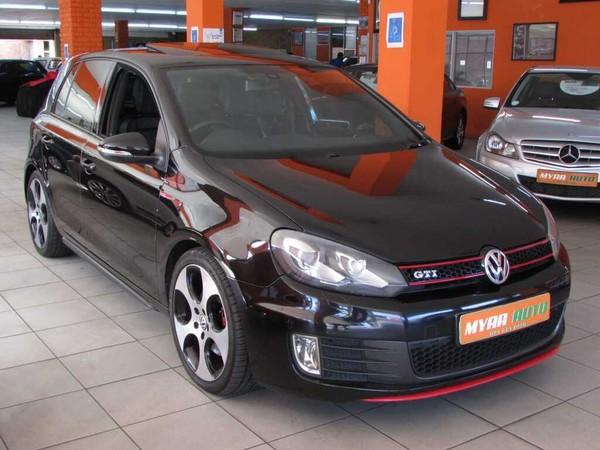 2010 Volkswagen Golf Vi Gti 2.0 Tsi  Western Cape Cape Town_0