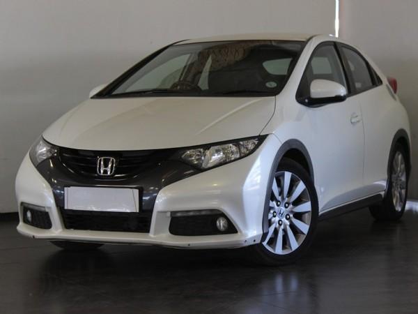 2014 Honda Civic 1.8 Executive 5dr  Gauteng Boksburg_0