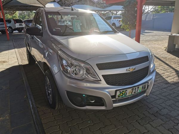 2016 Chevrolet Corsa Utility 1.4 Club Pu Sc  North West Province Rustenburg_0
