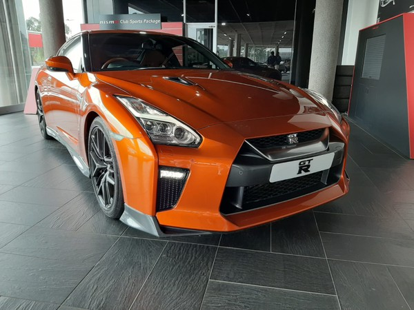 2016 Nissan GT-R Premium Gauteng Pretoria_0