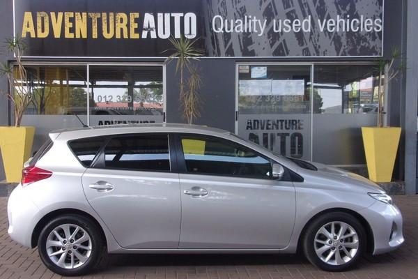 2013 Toyota Auris 1.6 Xs  Gauteng Pretoria_0