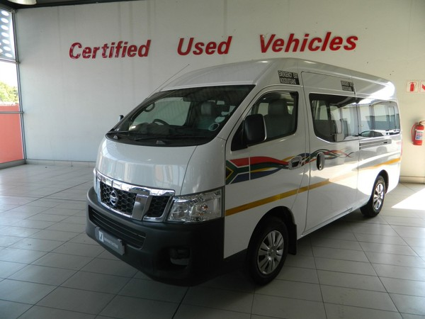 2017 Nissan NV350 2.5 16 Seat North West Province Brits_0