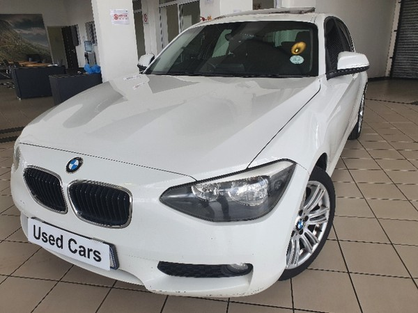 2013 BMW 1 Series 125i At 5dr f20  Gauteng Isando_0