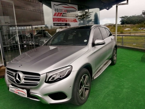 2016 Mercedes-Benz GLC 220d Off Road Kwazulu Natal Mount Edgecombe_0