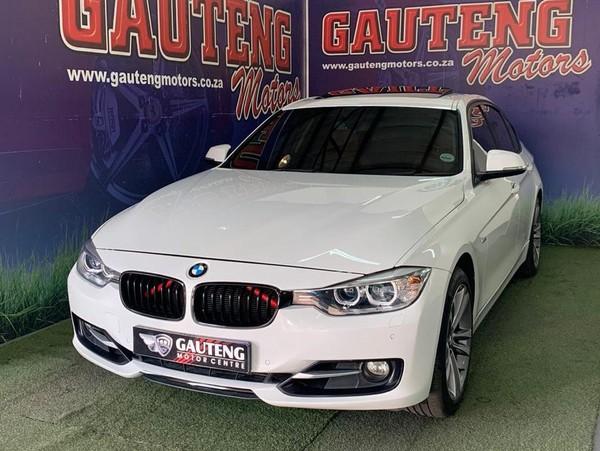 2012 BMW 3 Series 328i M Sport Line At  f30  Gauteng Pretoria_0