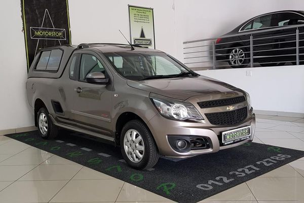 2013 Chevrolet Corsa Utility 1.8 Sport Pu Sc  Gauteng Pretoria_0