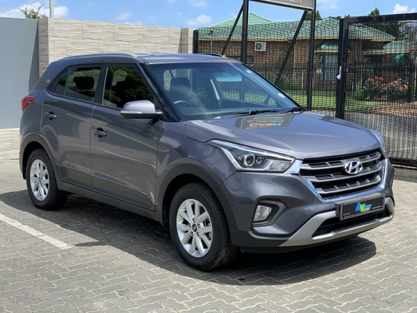 2018 Hyundai Creta 1.6 Executive Auto Gauteng Johannesburg_0