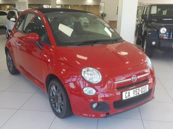 2014 Fiat 500 1.4 Sport Cabriolet Western Cape Cape Town_0