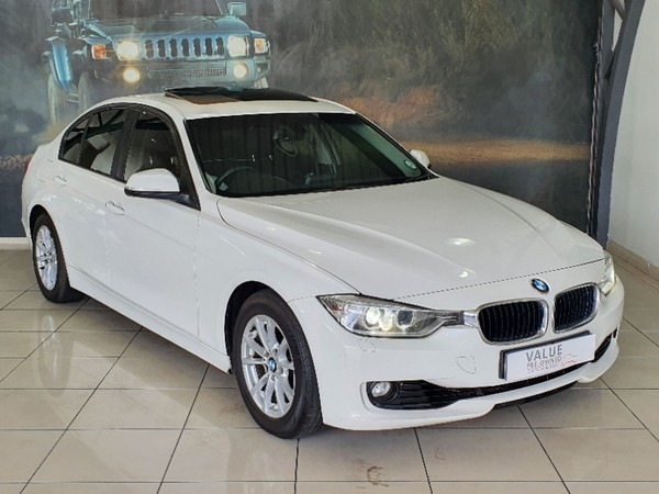 2015 BMW 3 Series 320i  At f30  Western Cape Goodwood_0