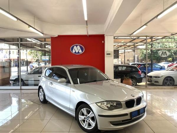 2008 BMW 1 Series 116i 3dr e81  Gauteng Vereeniging_0