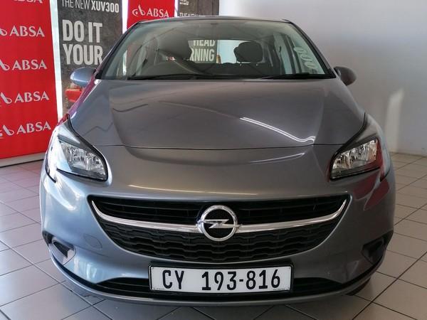 2017 Opel Corsa 1.0T Ecoflex Essentia 5-Door Western Cape Western Cape_0