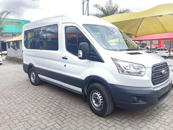 2016 Ford Transit 2.2 TDCi MWB 92KW FC PV Mpumalanga Nelspruit_0