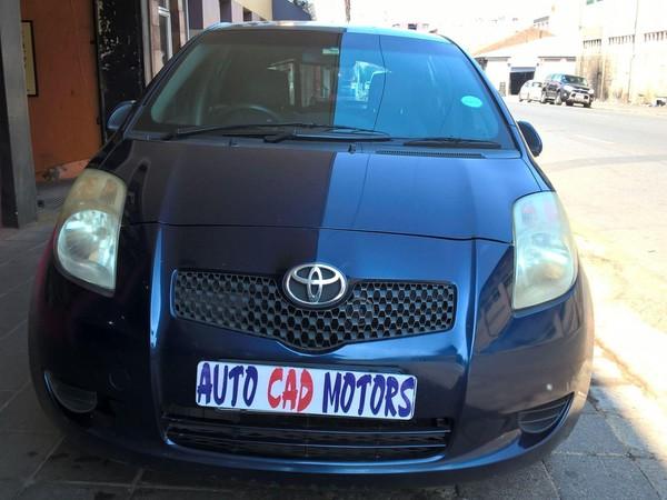 2009 Toyota Yaris T1 5dr Ac  Gauteng Johannesburg_0