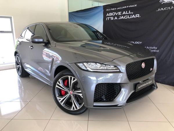2019 Jaguar F-Pace 5.0 V8 SVR Gauteng Four Ways_0