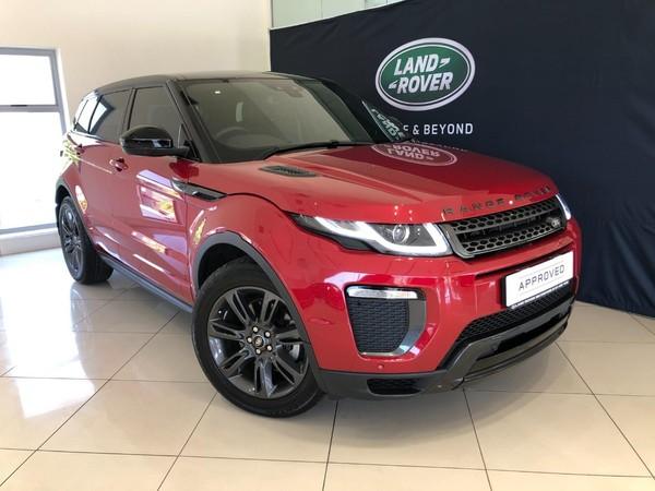 2019 Land Rover Evoque 2.0D SE Dynamic Landmark ED Gauteng Four Ways_0