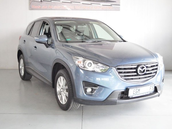 2016 Mazda CX-5 2.0 Active Auto Free State Bloemfontein_0