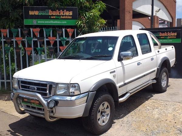2006 Ford Ranger 4000 Xle 4x4 At Pu Dc  Gauteng Pretoria West_0