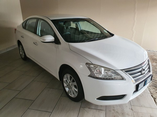 2013 Nissan Sentra 1.6 Acenta Free State Bloemfontein_0
