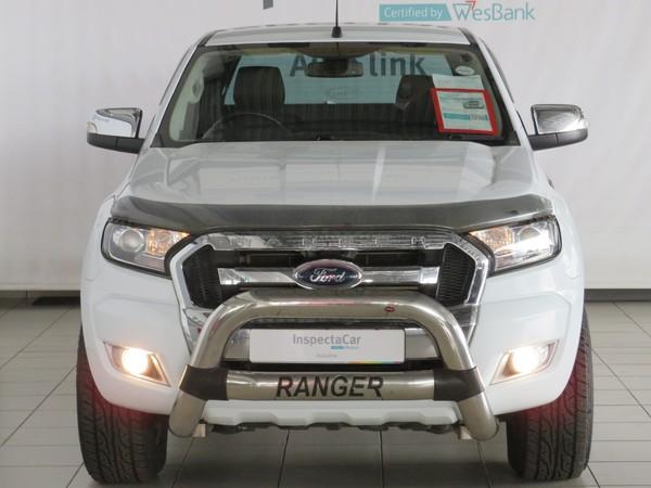 2017 Ford Ranger 3.2TDCi XLT 4X4 AT PU SUPCAB Mpumalanga Ermelo_0