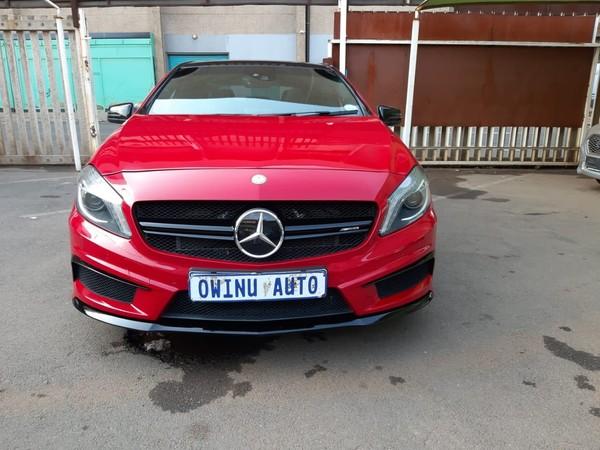 2015 Mercedes-Benz A-Class AMG A45 4Matic Gauteng Johannesburg_0