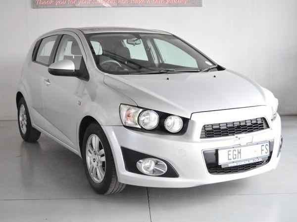2013 Chevrolet Sonic 1.4 Ls 5dr  Free State Bloemfontein_0