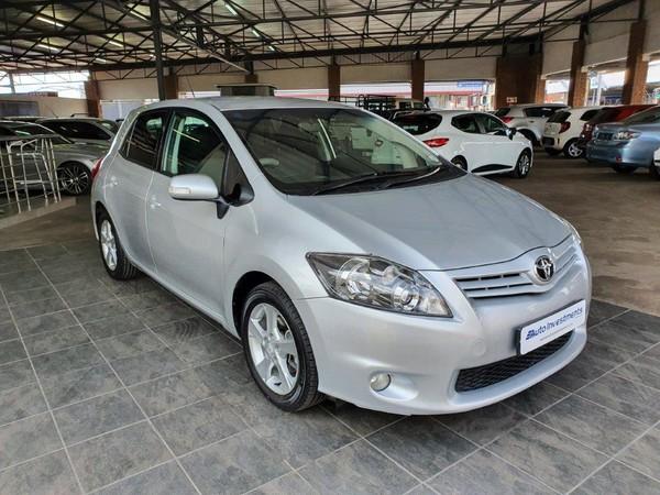 2011 Toyota Auris 1.6 Xs  Limpopo Polokwane_0