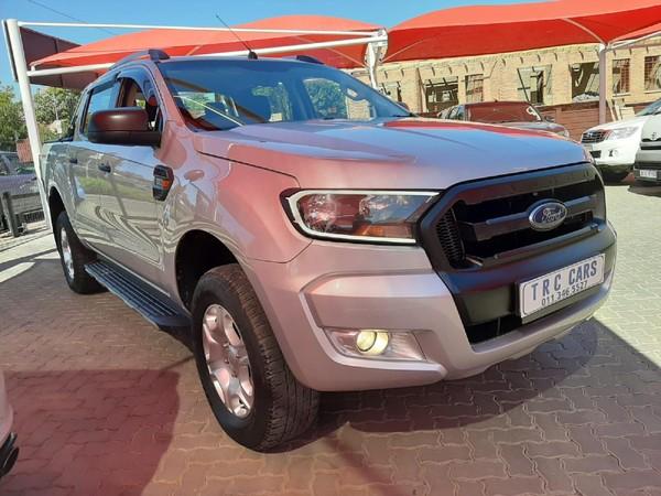 2018 Ford Everest 2.2 TDCi XLS Auto Gauteng Bramley_0