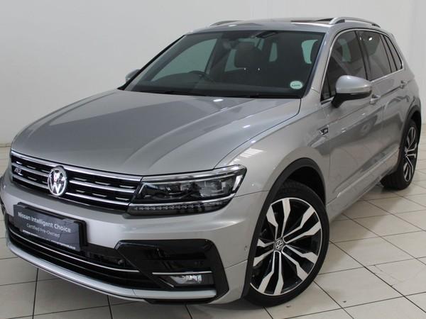 2019 Volkswagen Tiguan 2.0 TSI Highline 4MOT DSG Gauteng Springs_0