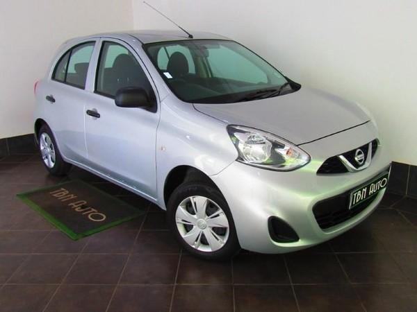 2019 Nissan Micra 1.2 Active Visia Gauteng Pretoria_0