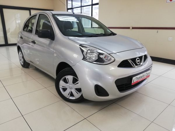 2019 Nissan Micra 1.2 Active Visia Kwazulu Natal Pinetown_0