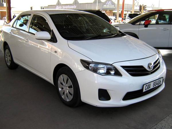 2019 Toyota Corolla Quest 1.6 Auto Limpopo Polokwane_0
