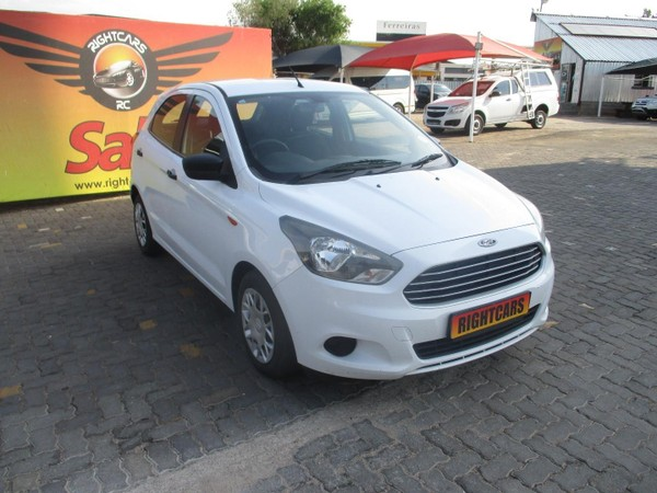 2017 Ford Figo 1.5 TDCi Trend 5-Door Gauteng North Riding_0