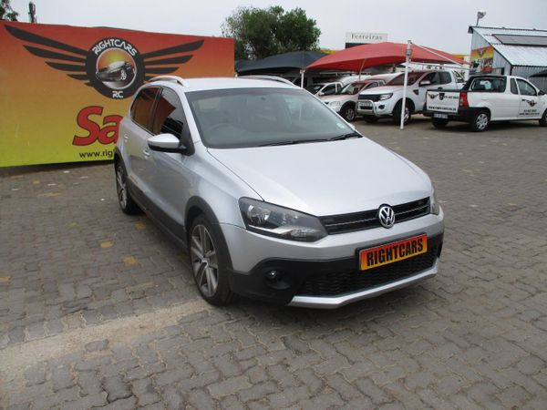 2012 Volkswagen Polo 1.6 Tdi Cross  Gauteng North Riding_0