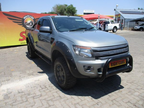 2014 Ford Ranger 2.2tdci Xl Lr Pu Sc  Gauteng North Riding_0
