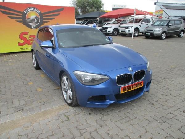 2013 BMW 1 Series 125i  At 3dr f21  Gauteng North Riding_0