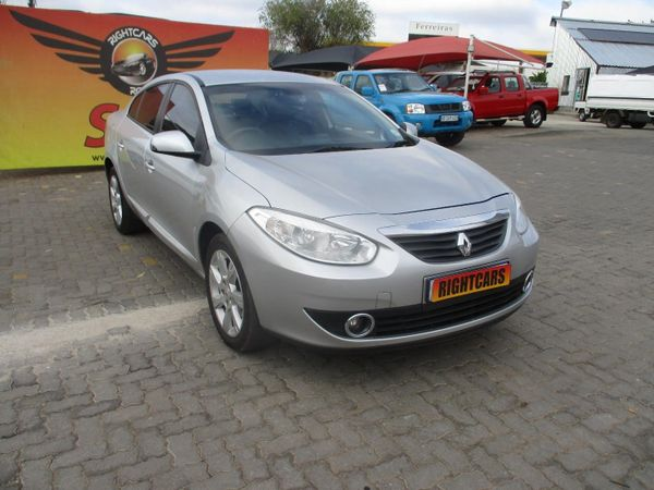 2011 Renault Fluence 1.6 Dynamique  Gauteng North Riding_0