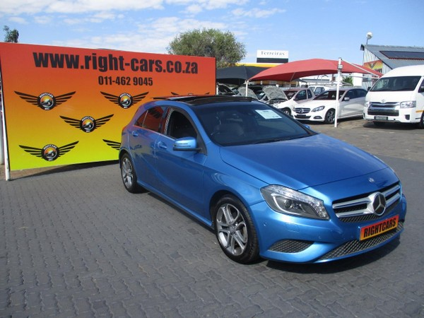 2013 Mercedes-Benz A-Class A 180 Cdi Be  Gauteng North Riding_0