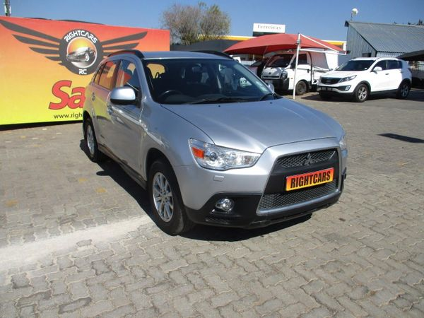 2011 Mitsubishi ASX 2.0 5dr Gl  Gauteng North Riding_0