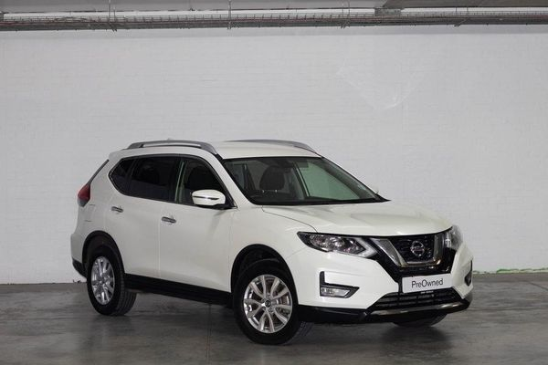 2018 Nissan X-Trail 2.5 Acenta PLUS 4X4 CVT 7S Eastern Cape Port Elizabeth_0