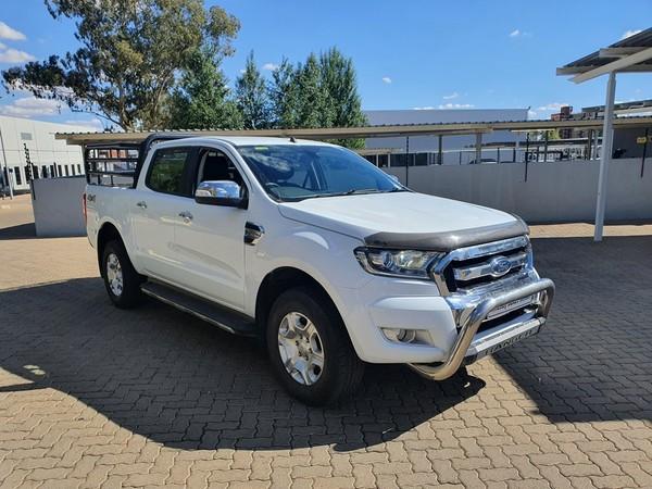 2016 Ford Ranger 3.2tdci Xlt 4x4 At Pu Dc  Free State Bloemfontein_0
