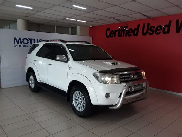 2015 Toyota Fortuner 3.0d-4d 4x4 At  Gauteng Edenvale_0
