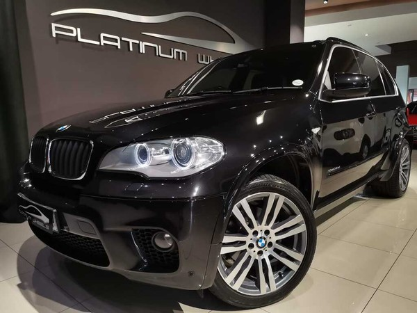 2011 BMW X5 Xdrive30d M-sport At  Gauteng Four Ways_0